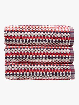 Christy Carnaby Stripe Towels