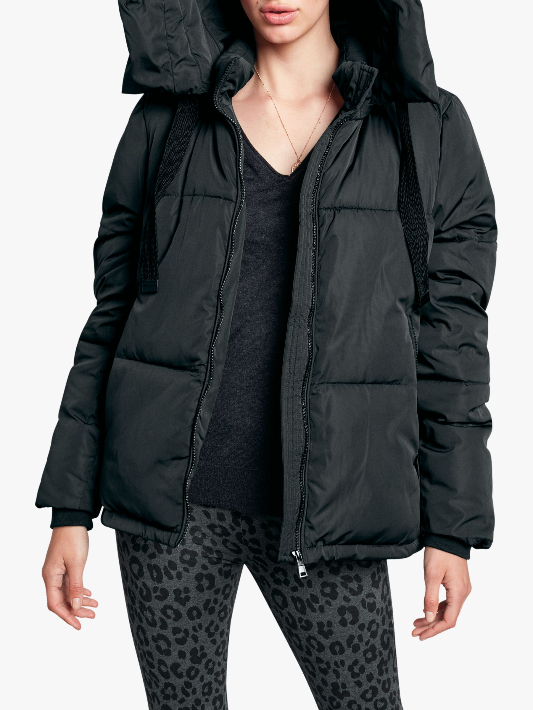 hush hush Leia Quilted Jacket