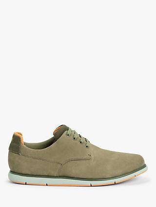 Camper Smith Nubuck Leather Shoes