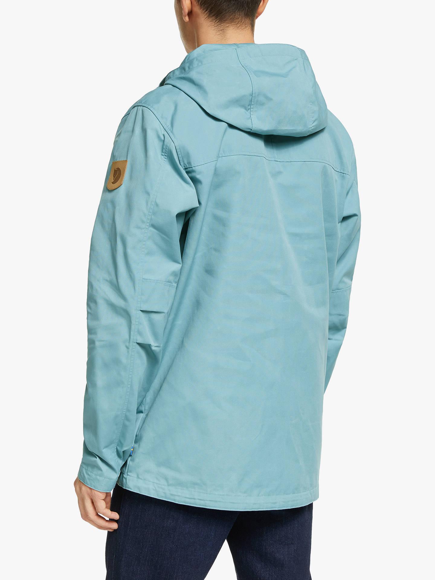 Fjällräven Greenland Water Resistant Jacket, Clay Blue at