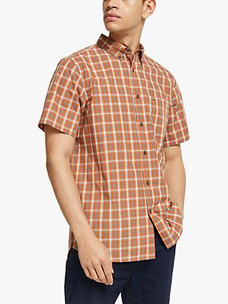 Fjällräven Övik Short Sleeve Shirt, Light Olive