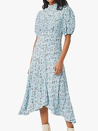 Ghost Jenna Floral Dress, Larrson Bloom