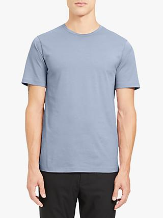 Theory Precise T-Shirt, Blue Frost