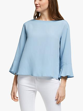 Marella Cornell Blouse, Light Blue