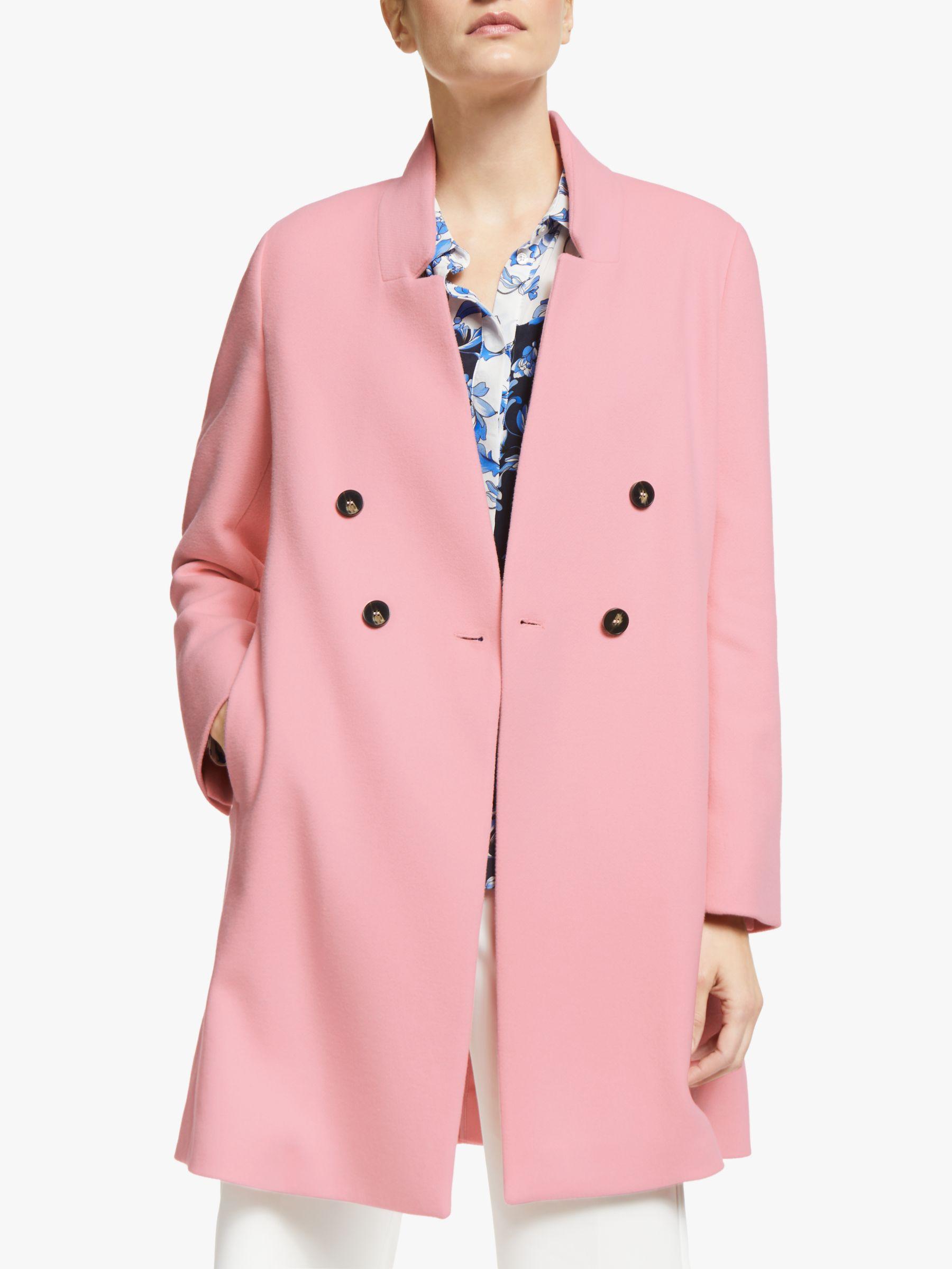 Marella Marella Muriel Coat, Pink