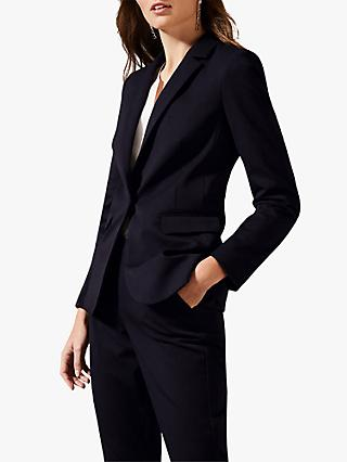 Phase Eight Ulrica Suit Jacket, Navy