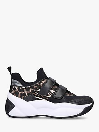 MICHAEL Michael Kors Keeley Leather Trainers, Multi