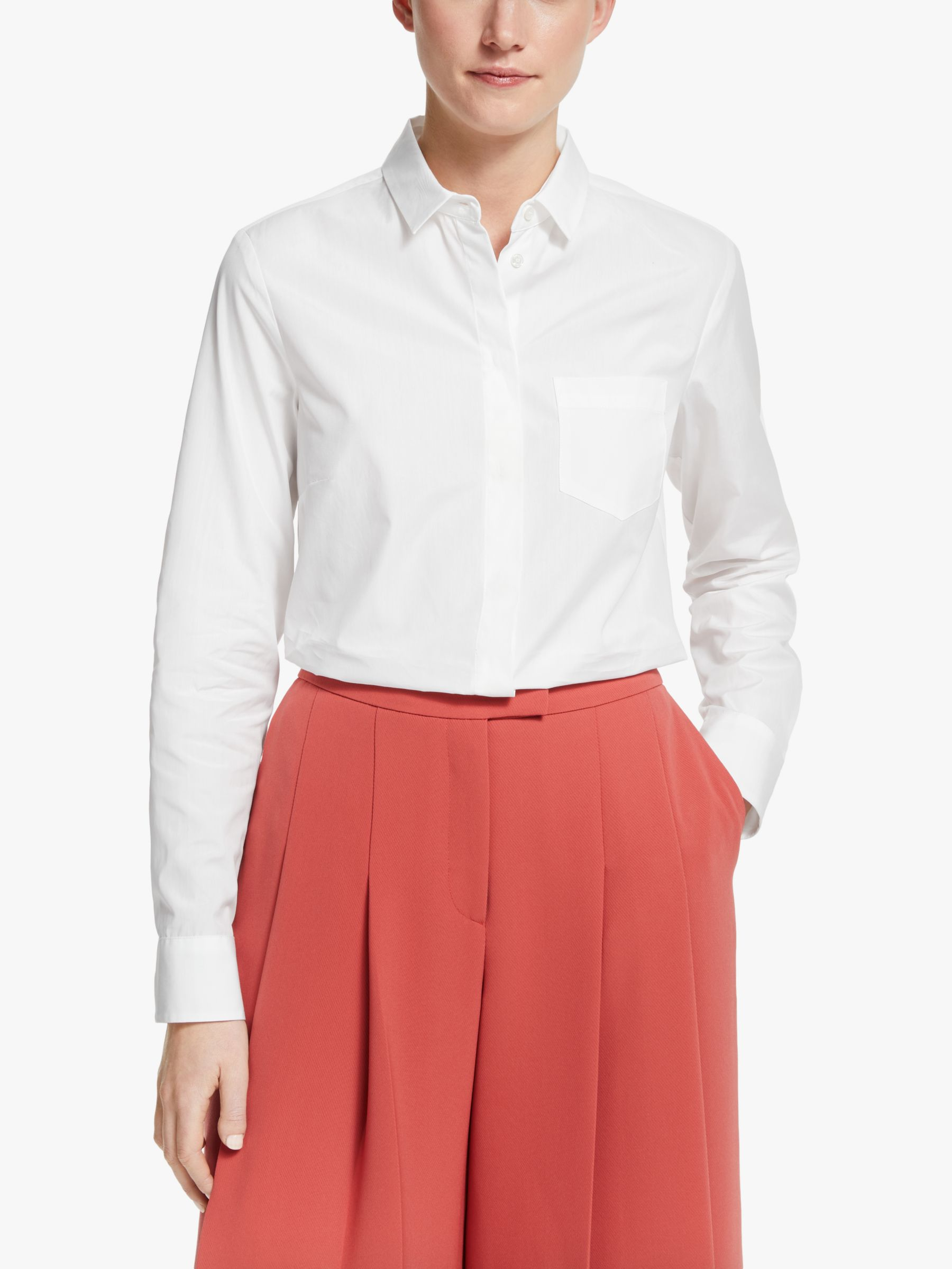 WEEKEND MaxMara Weekend MaxMara Fausta Shirt, White
