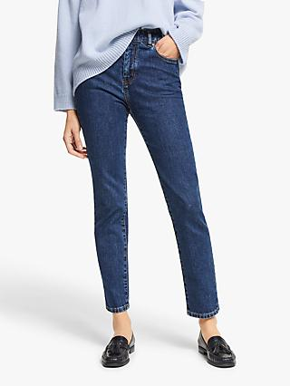 Weekend MaxMara Rolle Jeans, Dark Blue
