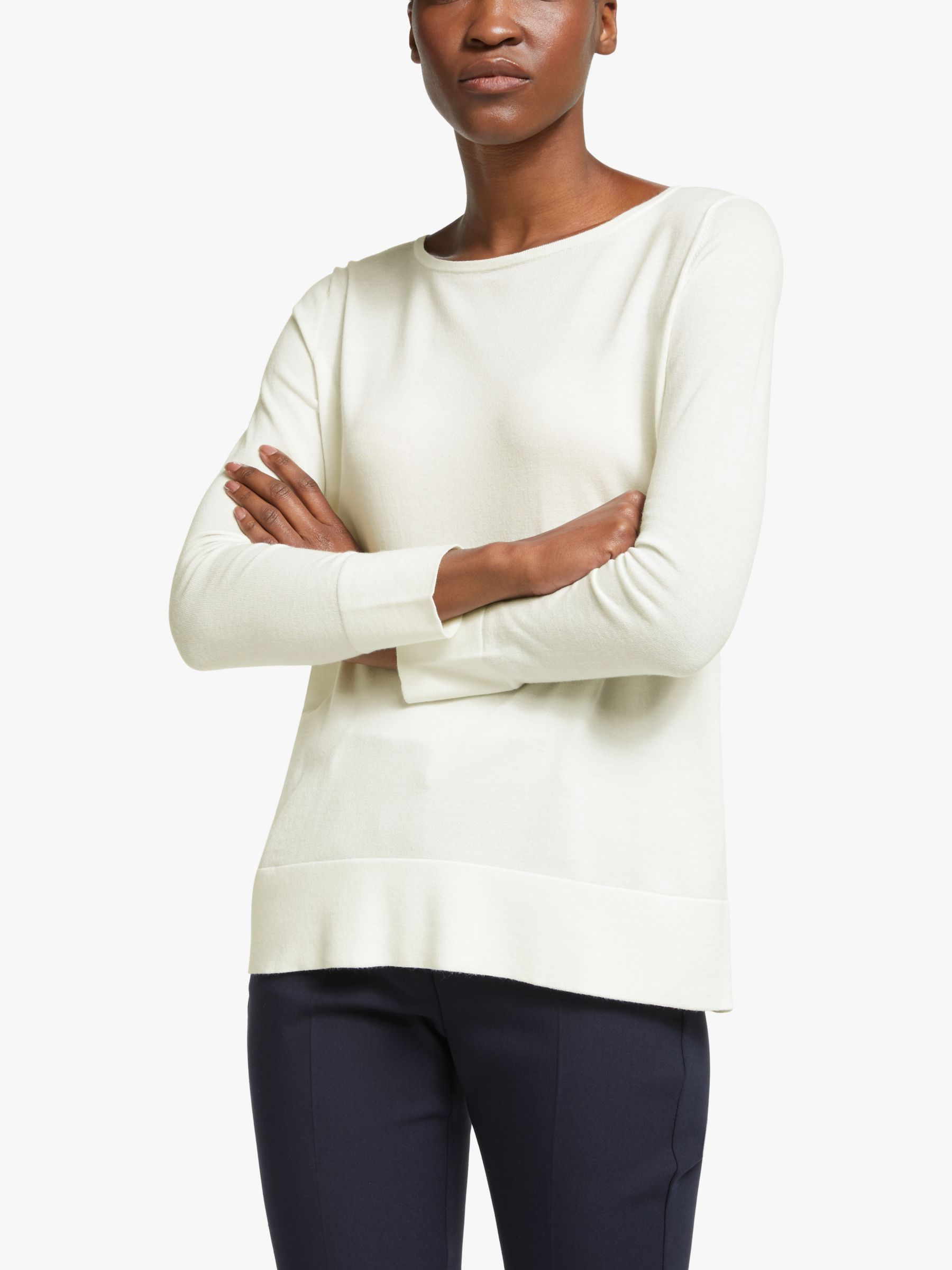 WEEKEND MaxMara Weekend MaxMara Nigella Jumper, White