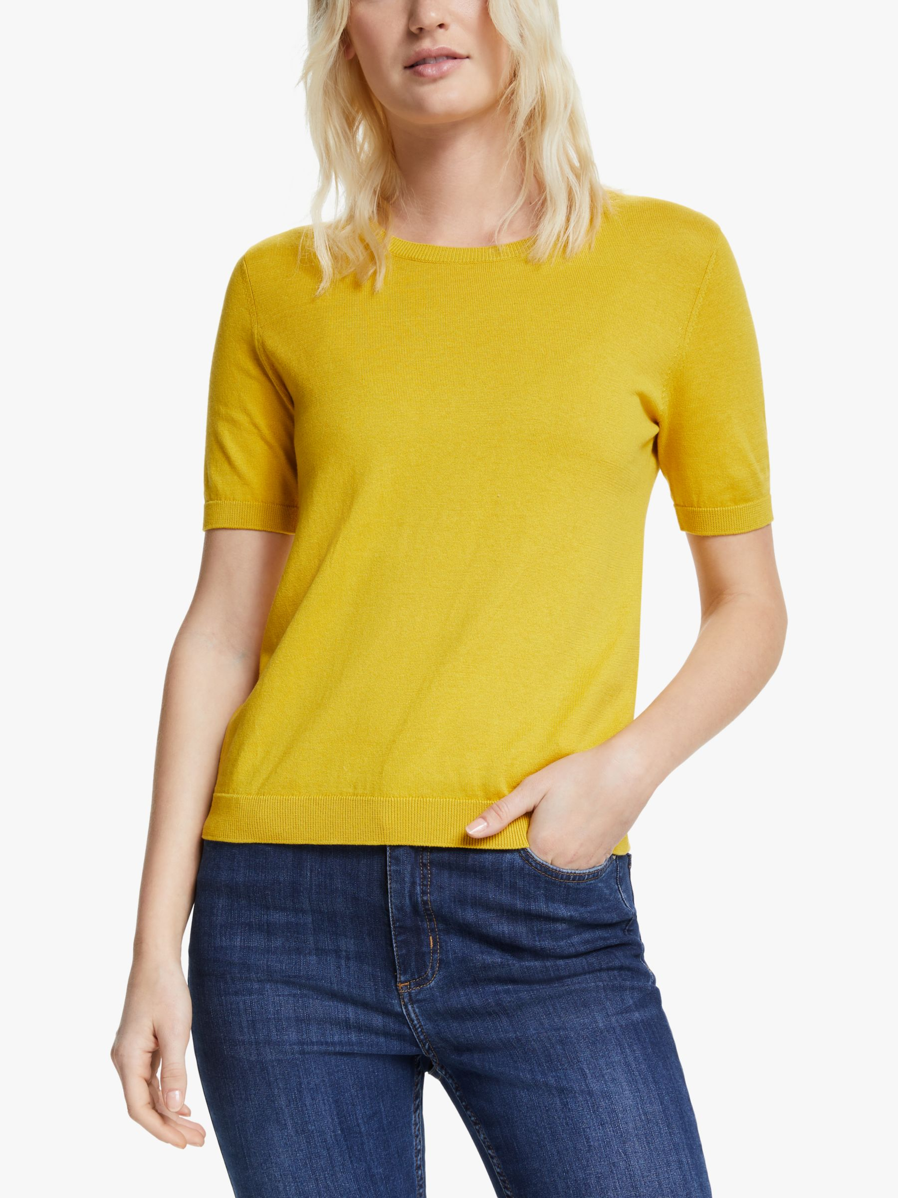 WEEKEND MaxMara Weekend MaxMara Volto Jumper, Yellow