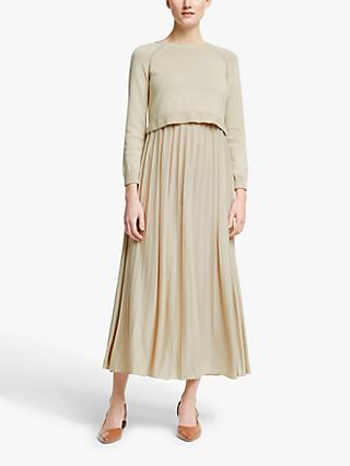Weekend MaxMara Barbara Dress, Sand