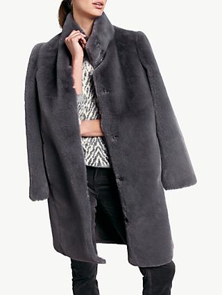 hush Ella Faux Fur Coat