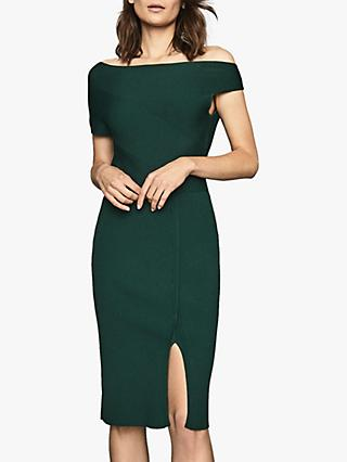 Reiss Lavinia Knitted Bodycon Dress