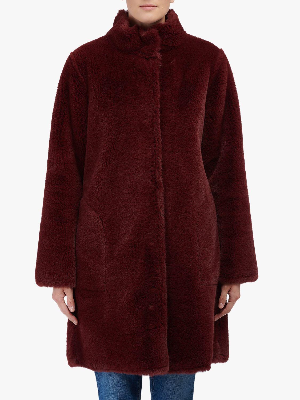 Velvet by Graham & Spencer Velvet by Graham & Spencer Mina Faux Fur Coat