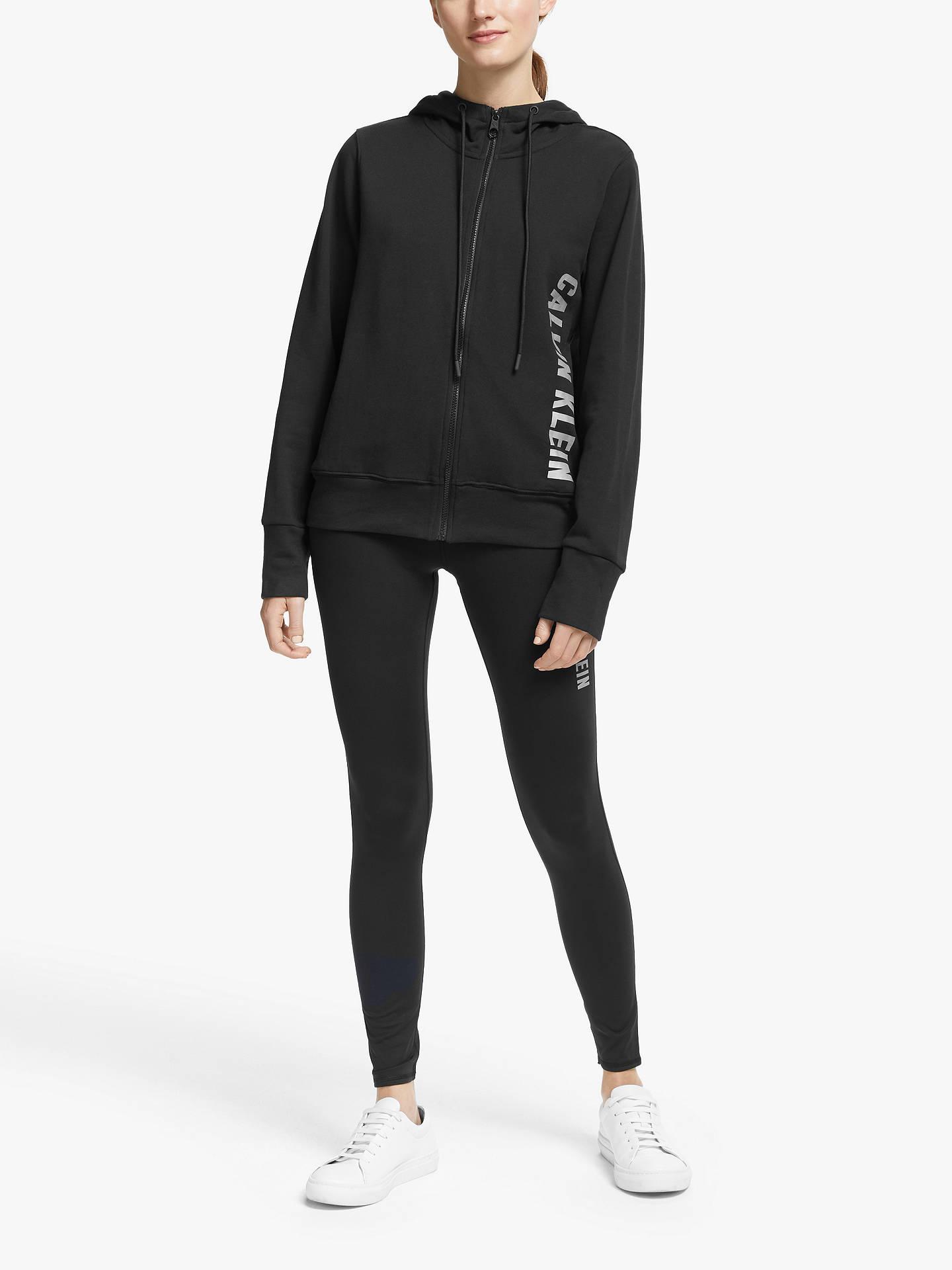 Calvin Klein Performance Plain Zip