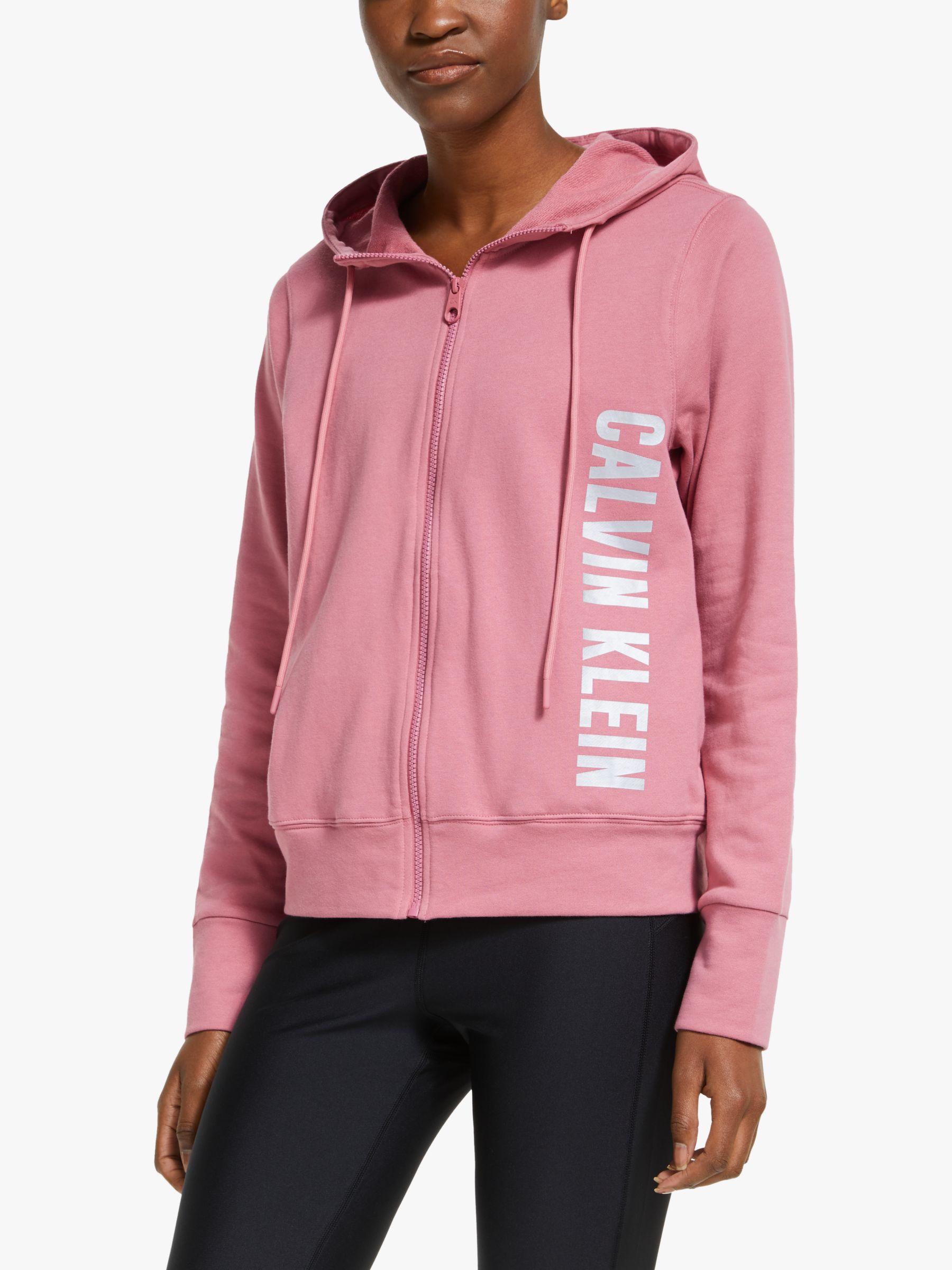 Calvin Klein Calvin Klein Performance Plain Zip Hoodie Jacket