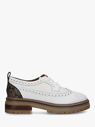 Kurt Geiger London Kenley Monogram Lace Up Brogues