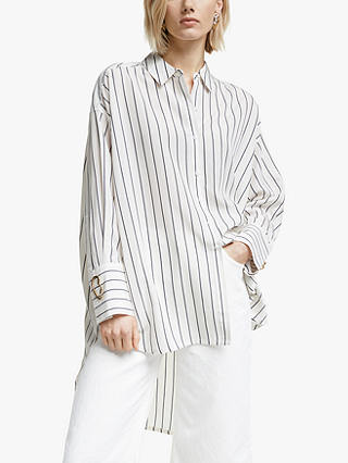 Mother of Pearl Striped Shirt
