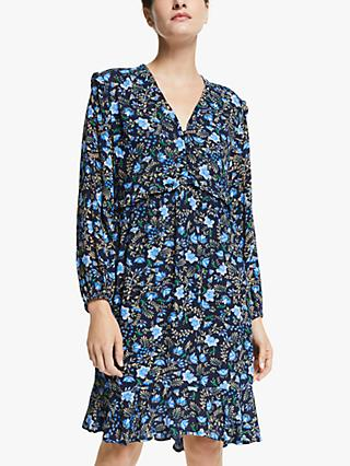 Y.A.S Thistle Long Sleeve Dress, Multi