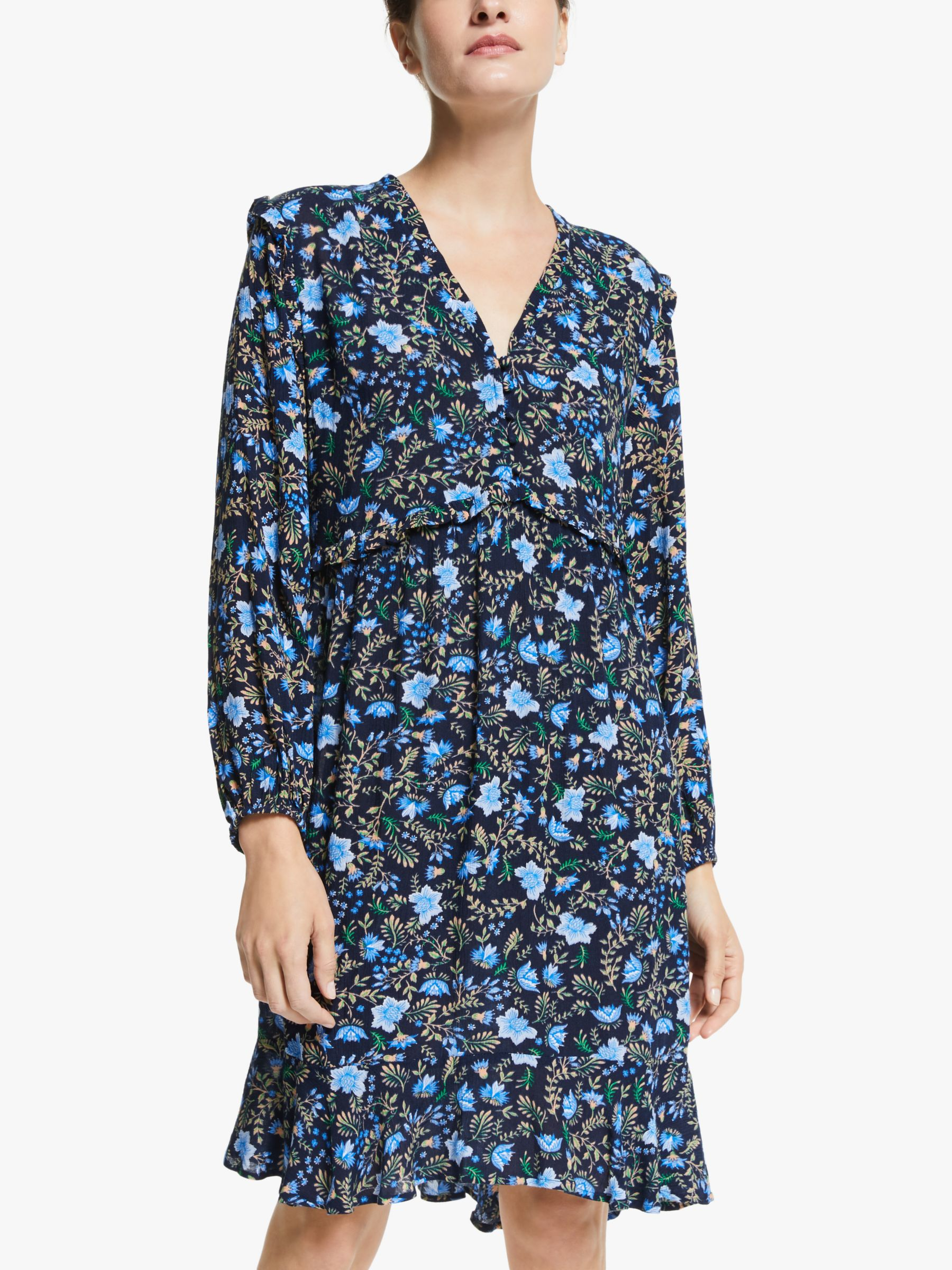 Y.a.s Y.A.S Thistle Long Sleeve Dress, Multi