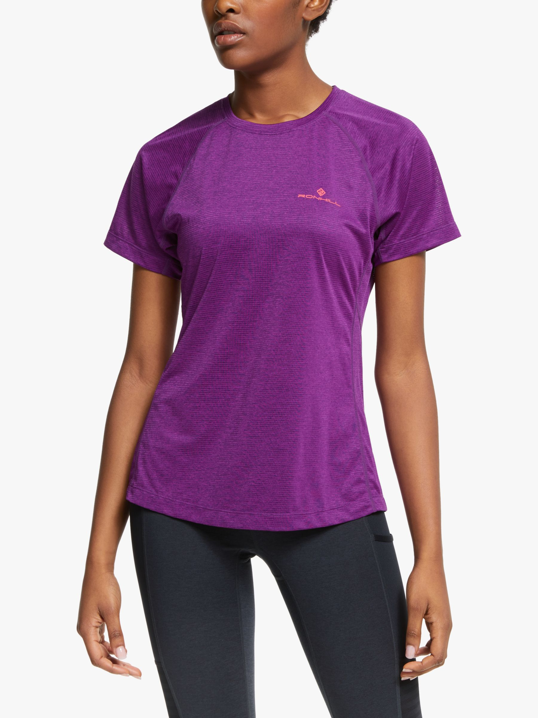 Ronhill Ronhill Stride Short Sleeve Running Top