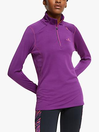 Ronhill Stride Matrix 1/2 Zip Running Top