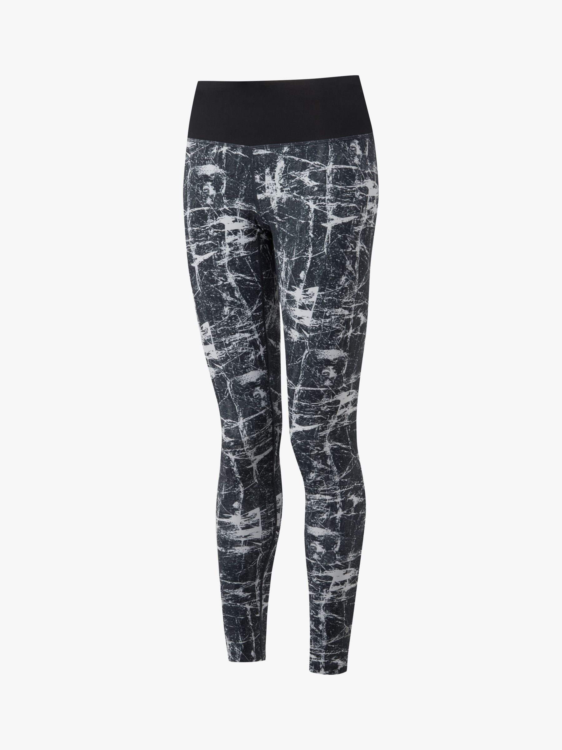 Ronhill Ronhill Momentum Running Tights, Mono Rock