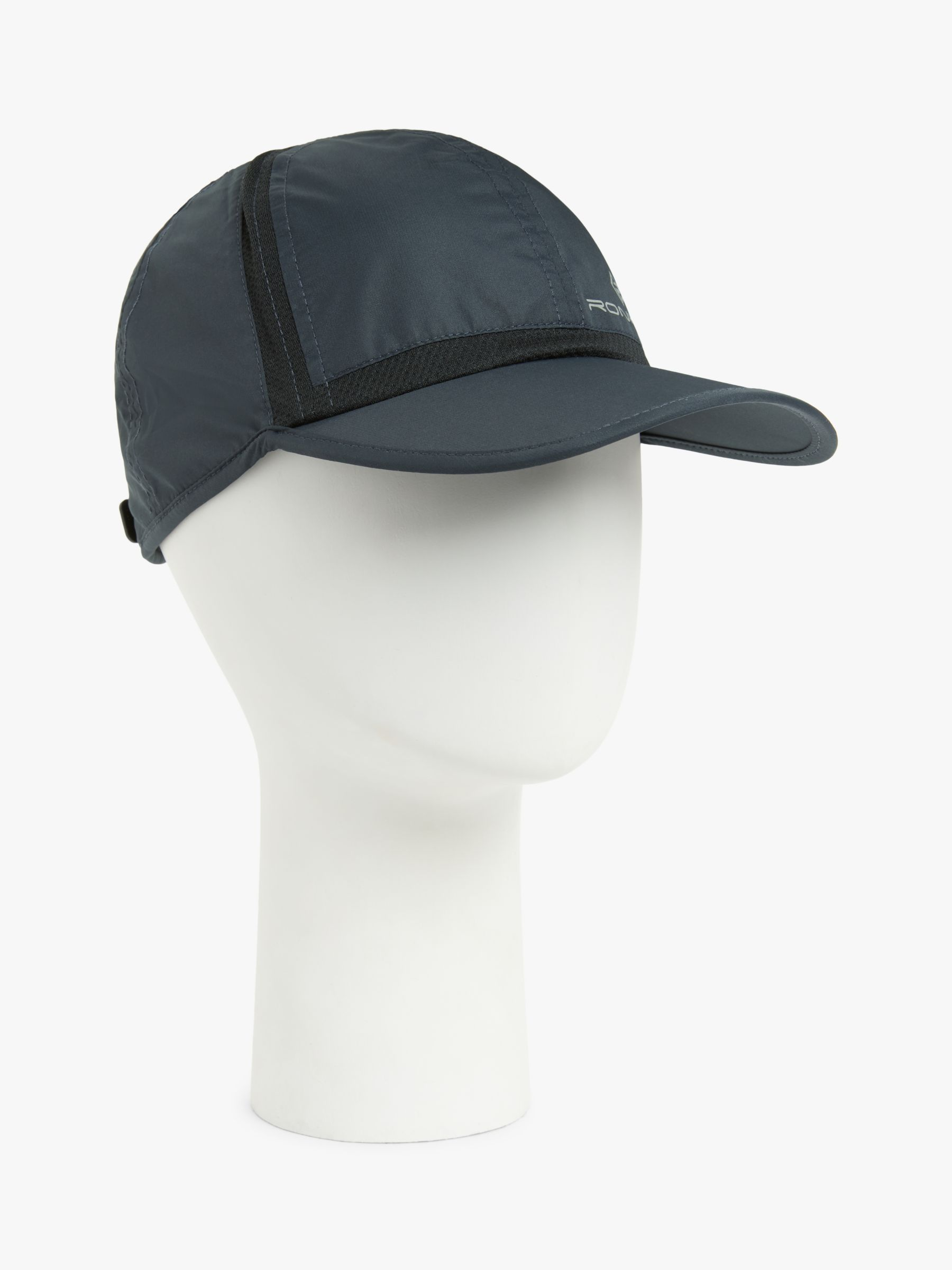Ronhill Ronhill Running Cap, All Black