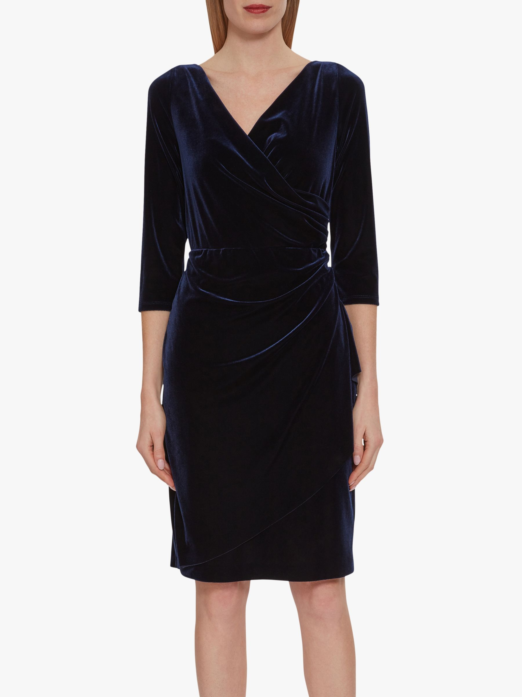 Blue Velvet Dresses John Lewis Partners