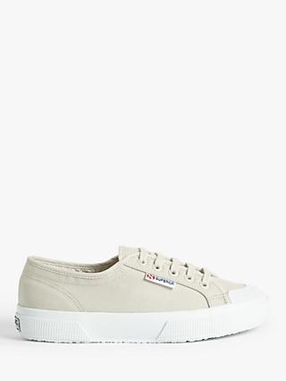 Superga 2294 COTW Plimsoll Trainers, Grey