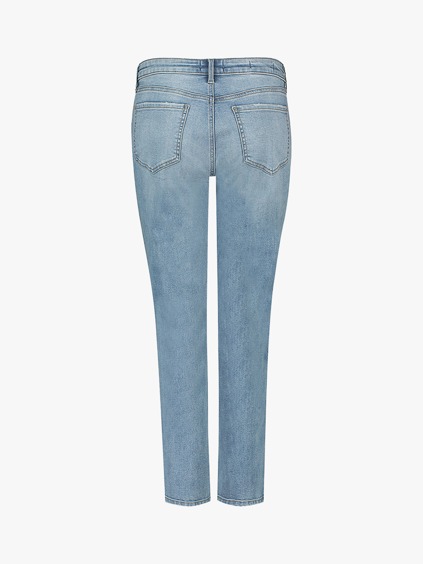 Buy NYDJ Sheri Slim Ankle Jeans, Biscayne, 8 Online at johnlewis.com
