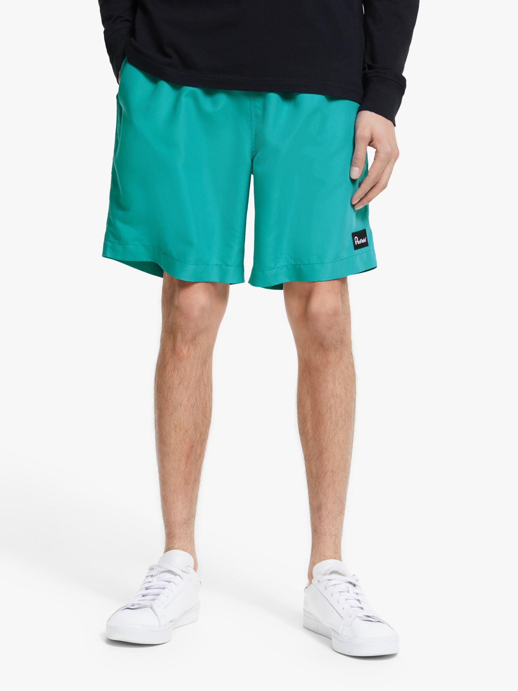 Penfield Penfield Seal Shorts, Teal Print