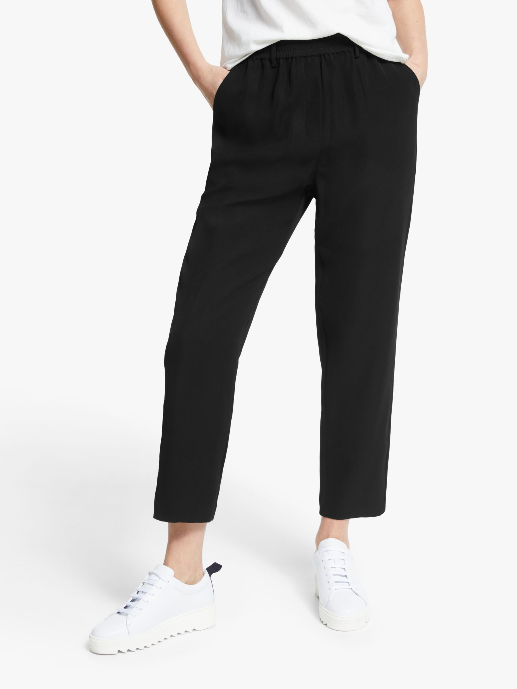 Second Female Second Female Naomi Trousers, Black