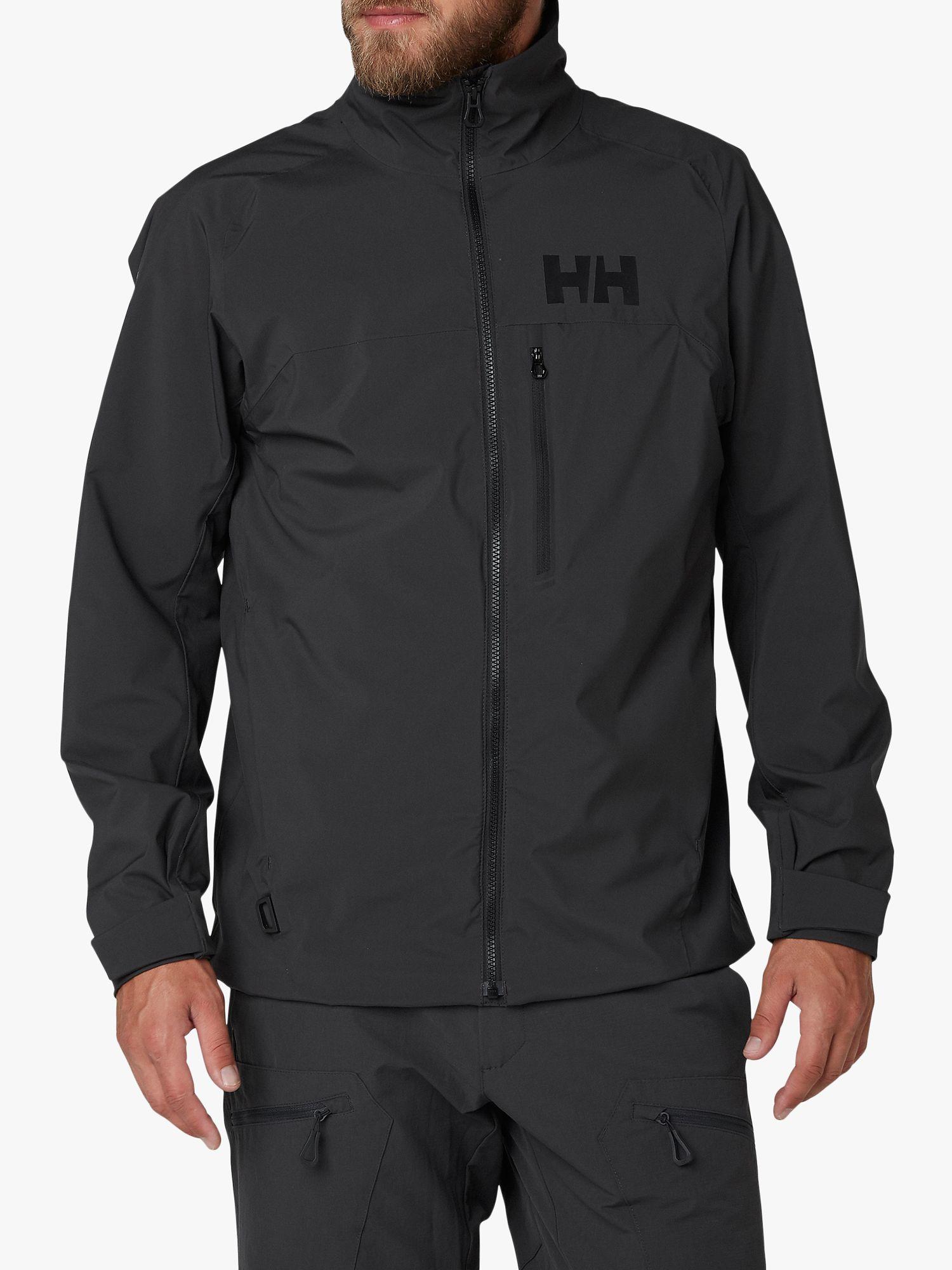 Helly Hansen Helly Hansen HP Racing Men's Waterproof Jacket, Ebony