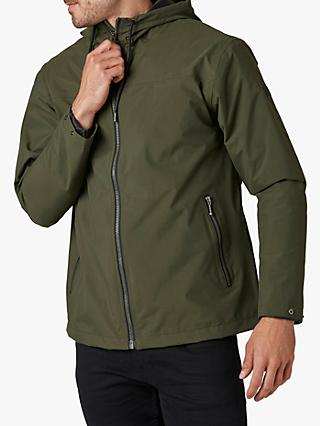 Helly Hansen Urban Men's Waterproof Rain Jacket, Forest Night