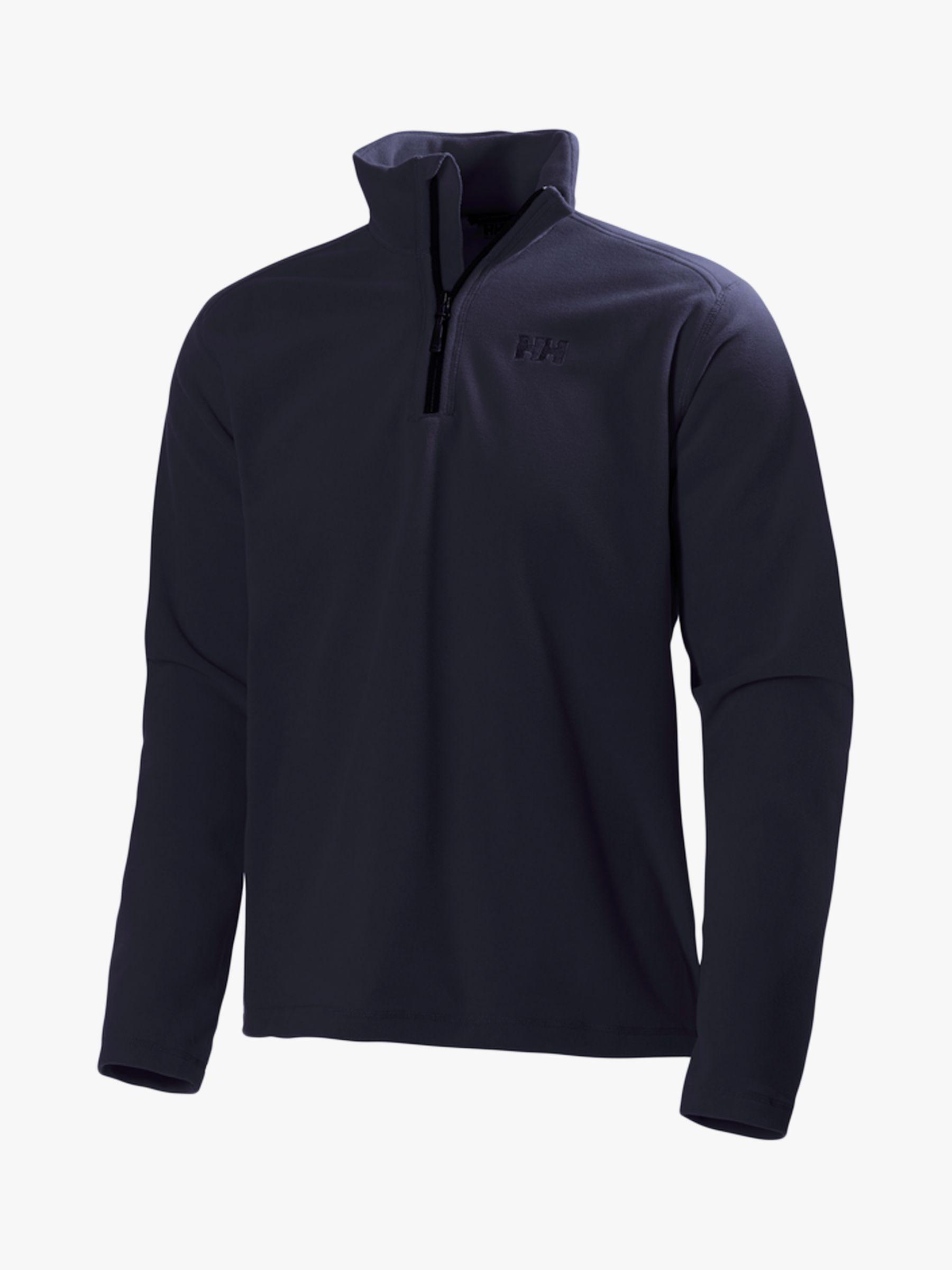 Helly Hansen Helly Hansen Daybreaker Half-Zip Fleece Jacket, Navy