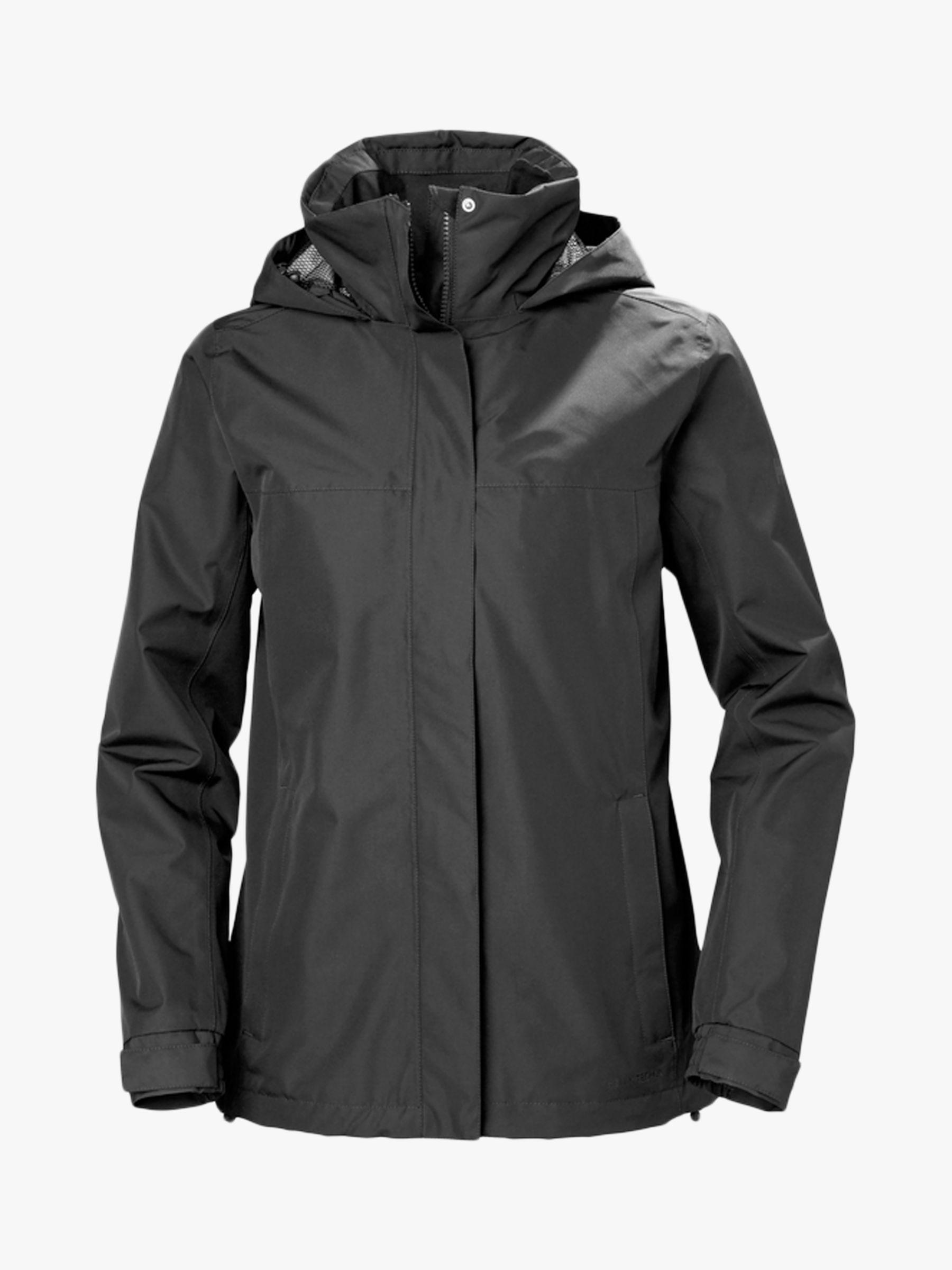 Helly Hansen Helly Hansen Aden Women's Waterproof Jacket, Black