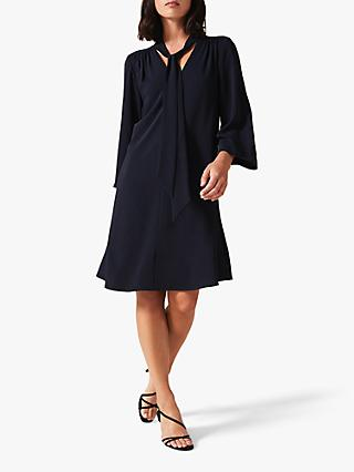 Phase Eight Raheema Swing Dress, Navy