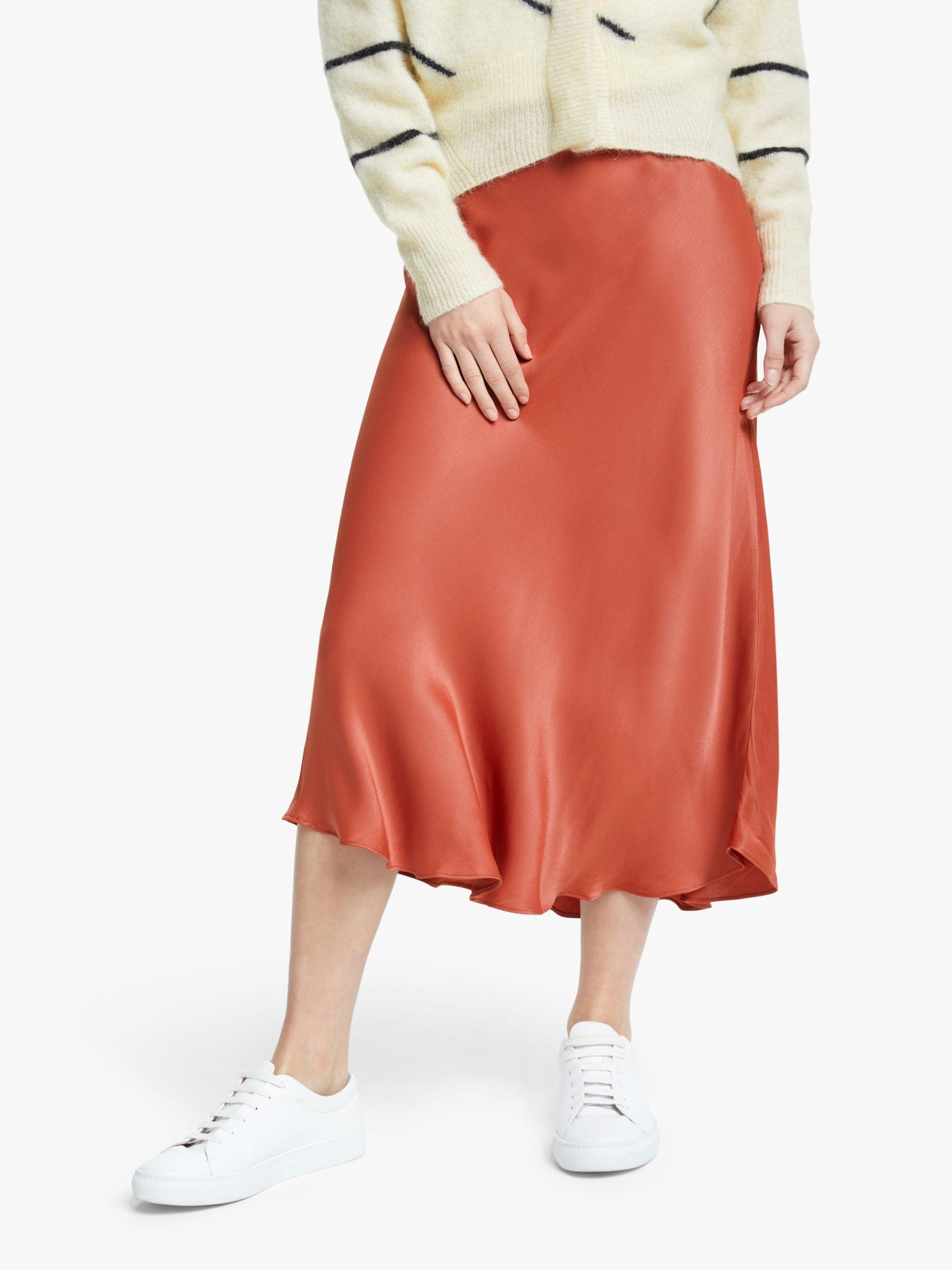 Second Female Second Female Eddy Midi Skirt, Spice