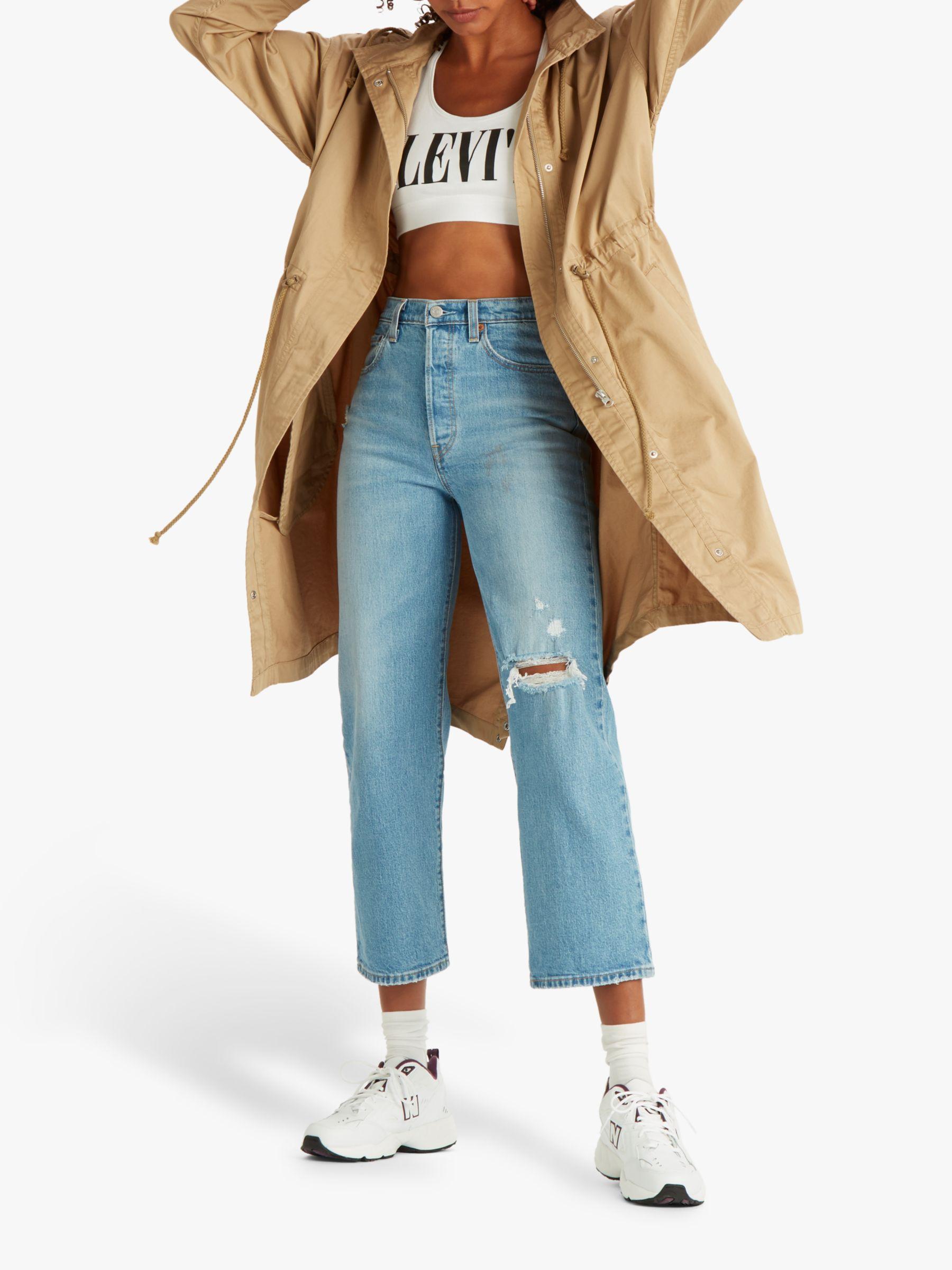 Levi's Levi's Paola Jacket, Unbasic Khaki