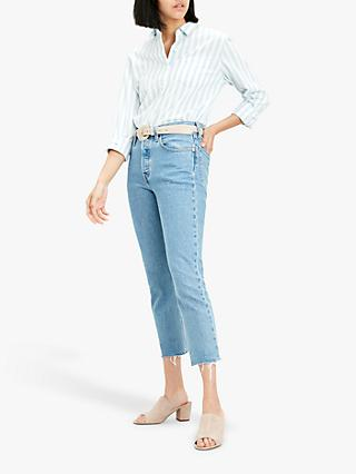 Levi's Ultimate Boyfriend Shirt, Chambray Stripe