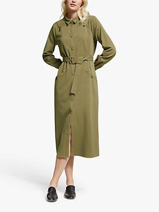 Gestuz Calexa Shirt Dress, Capers