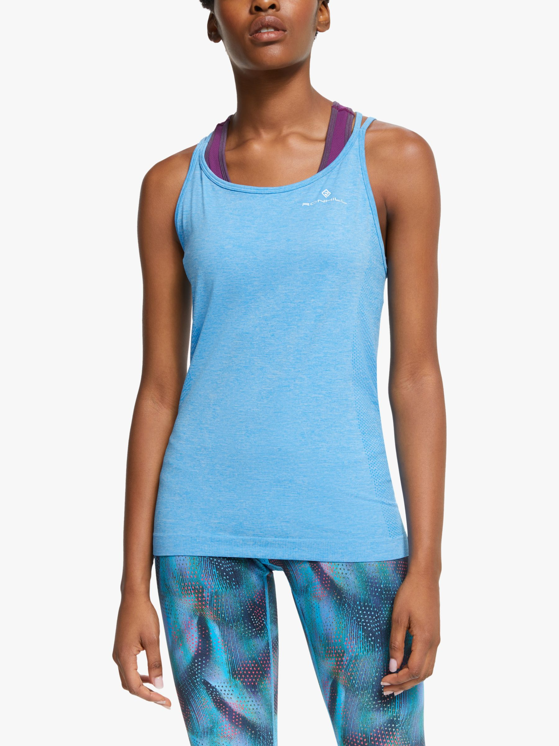 Ronhill Ronhill Infinity Marathon Running Vest, Light Blue