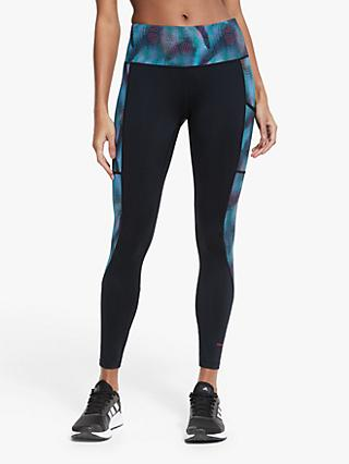 Ronhill Momentum Sculpt Running Tights, Sky Blue Blast