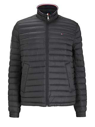 Tommy Hilfiger Packable Down Jacket, Black