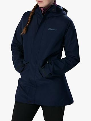 Berghaus Katari II Women's Waterproof Jacket, Dusk