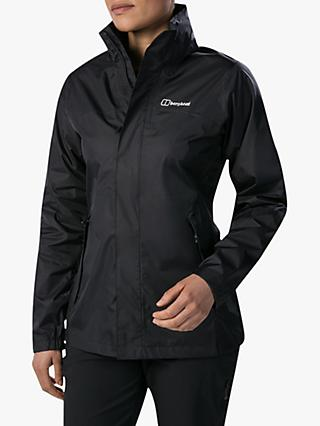 Berghaus Orestina Women's Waterproof Jacket, Black