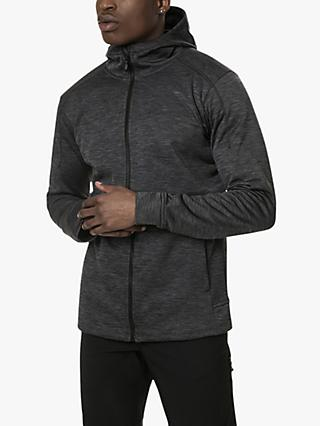 Berghaus Kamloops Men's Hooded Jacket, Jet Black/Grey