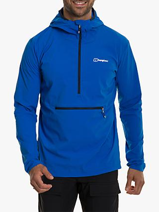 Berghaus Theran Men's Hooded Jacket, Lapis Blue